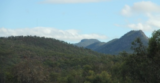 Mount Carbine To Palmer River (Qld)