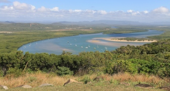 Cooktown - Grassy Hill Lookout Views (Qld)