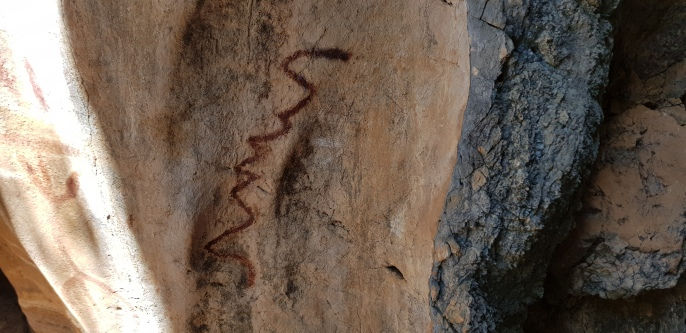 Mungana - Aboriginal Art Site (Qld)
