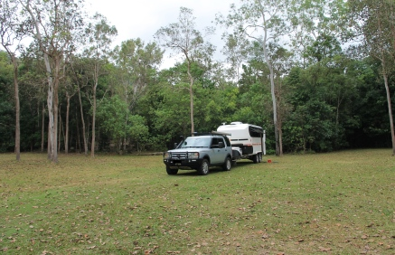 Murray Falls Campground (Qld)