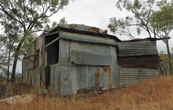Tyrconnell Gold Mine Area - A Possible Home Improvement Project For Pete (Qld)