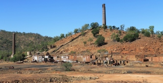 Chillagoe - Smelter (Qld)