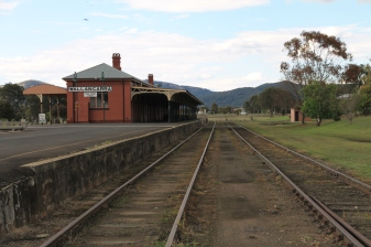 Wallangarra Railway Station (Qld)