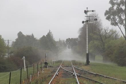 Guyra - Fog (NSW)