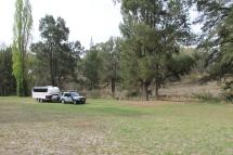 Wallabadah - First Fleet Memorial Gardens Rest Area (NSW)
