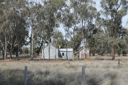 The Black Stump Way To Canowindra - Older Homesteads (NSW)