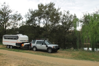 Jugiong - Showground Campsite (NSW)