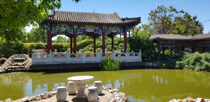 Bendigo - Dai Gum San - Yi Yuan Gardens and Kuan Yin Temple (Vic)