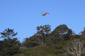 Derby - Westpac Rescue Helicopter (Tas)