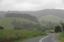 Tasman Highway To Pyengana (Tas)