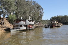 Euchua - Murray River Paddlesteamers (Vic)