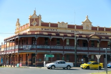 Rochester - McMaster's Hotel (Vic)