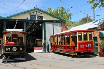 Bendigo - Tramways Depot and Workshop (Vic)
