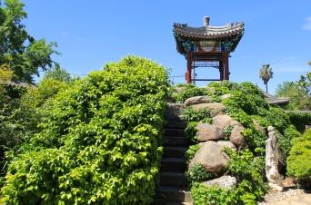 Bendigo - Dai Gum San - Yi Yuan Gardens and Kuan Yin Temple (Vic)