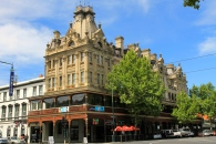 Bendigo - The Hotel Shamrock (Vic)