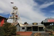 Bendigo - Central Deborah Gold Mine and Tram Stop (Vic)