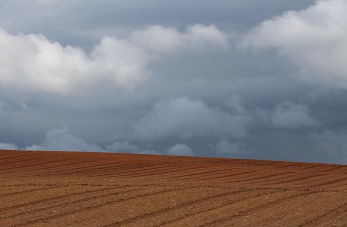 Latrobe Area - Approaching Storm (Tas)