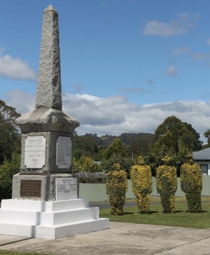 Railton - The Town Of Topary (Tas)