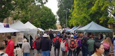 Hobart - Salamanca Markets (Tas)