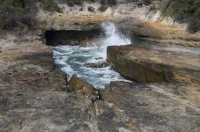 Tasman Peninsula - The Blowhole (Tas)