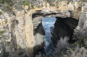 Tasman Peninsula - Tasman Arch (Tas)