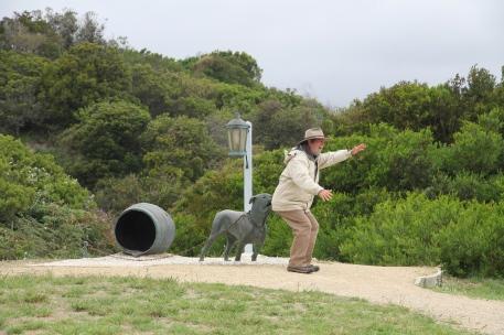 Forestier Peninsula - Eaglehawk Neck - 'The Dog Line' (Tas)
