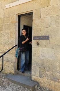 Richmond - Clem At Richmond Gaol (Tas)