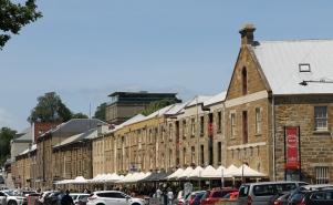 Hobart - Salamanca Square (Tas)