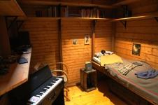 Hobart - Mawson's Huts Replica Museum - Mawson's Room (Tas)