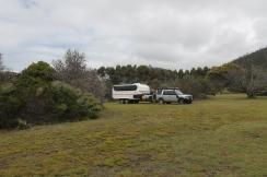 Ironhouse Brewery - RV Camping Area, Ironhouse Point (Tas)