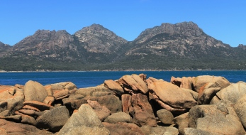 Coles Bay To The Hazards (Tas)