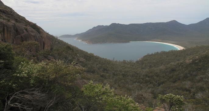 Wineglass Bay Lookout - Wineglass Bay (Tas)