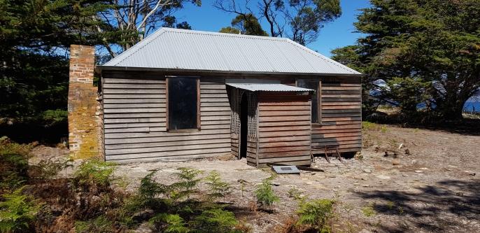 Maria Island - Howell's Cottage (Tas)