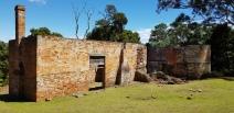 Maria Island - Oast House 1844 (Tas)
