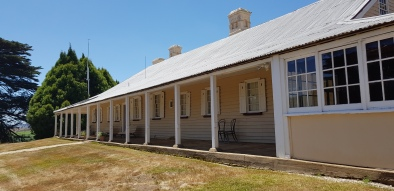 Longford - Woolmers Estate - Two Part Manor House, 1817 (Tas)