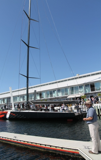 Hobart - 'Comanche' - Sydney To Hobart Yacht Race (Tas)