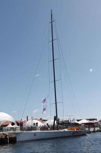 Hobart - 'Wild Oats XI' - Sydney To Hobart Yacht Race (Tas)