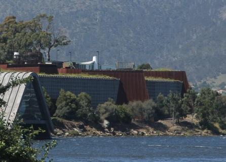 Hobart - MONA - Museum Of Old And New Art Exhibit (Tas)