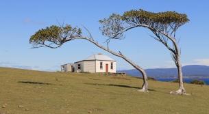 Maria Island - Mrs Hunt's Cottage (Tas)