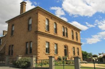 Oatlands - Oatlands Town Hall, 1881 (Tas)