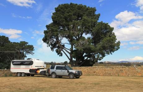 Oatlands - Campsite (Tas)