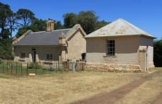 Longford - Woolmers Estate - Bakehouse and Cottage, 1820s (Tas)