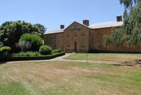 Longford - Woolmers Estate - Coach House and Stable, 1840 (Tas)