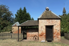 Longford - Brickendon Estate - Smoke House and Oven, 1831-41 (Tas)