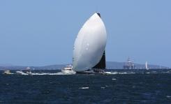 Hobart - 'Alive' - Sydney To Hobart Yacht Race - 'Alive' (Tas)