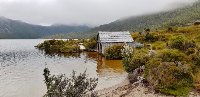 Cradle Mountain-Lake St Clair National Park - The Boat Shed (Tas)