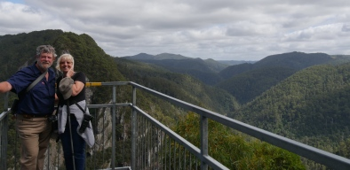 Leven Canyon - Lookout (Tas)
