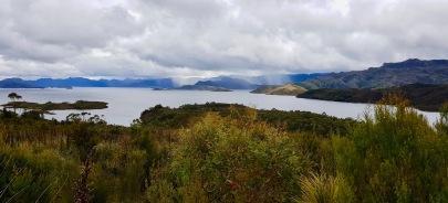Lake Pedder - 'Afternoon Rain' (Tas)