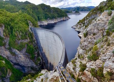Strathgordon - Gordon Dam (Tas)