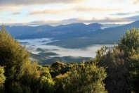 Queenstown - Early Morning View (Tas)